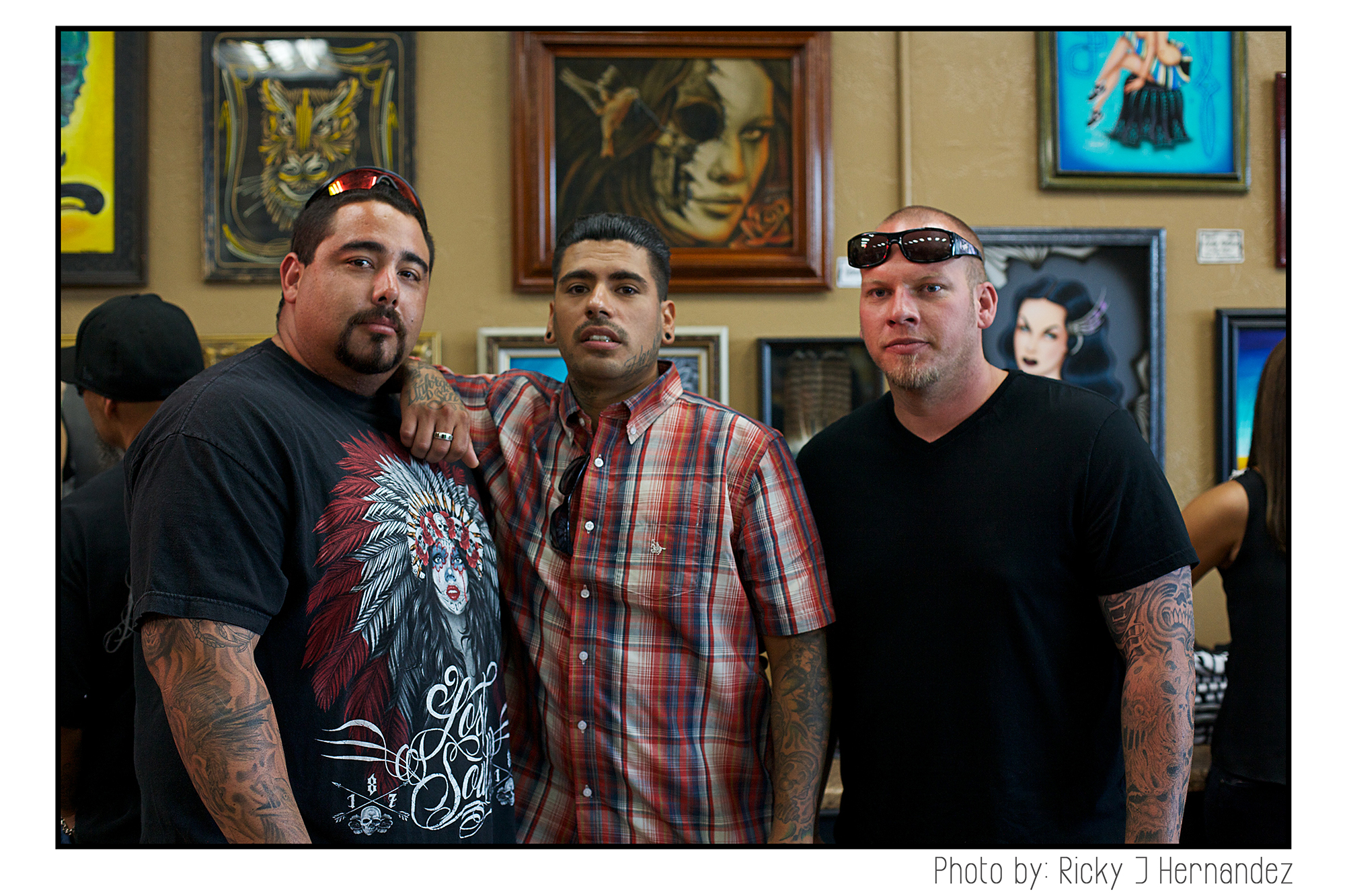 Mi familia facebook tattoo pictures to pin on pinterest for Tattoo shops in anaheim ca
